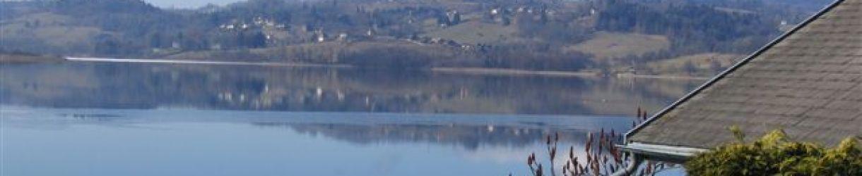 Immobilier autour du lac