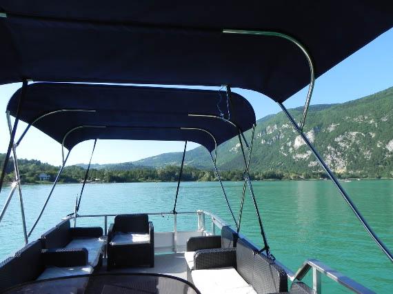 croisière lac